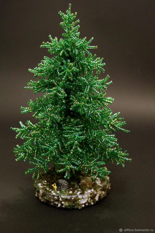 елка из бисера пошагово фото дизайн красивых занавесок