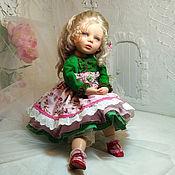 Куклы и пупсы ручной работы. Ярмарка Мастеров - ручная работа Кити. Handmade.