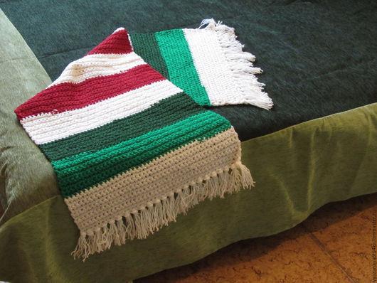 Текстиль, ковры ручной работы. Ярмарка Мастеров - ручная работа. Купить Коврик    Подарок для Ольги Бузовой. Handmade. Комбинированный