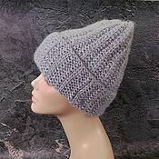 Аксессуары handmade. Livemaster - original item Hat female knitted. Handmade.