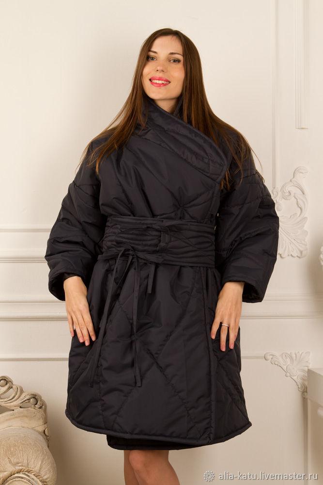 1b0d66cb590 Верхняя одежда ручной работы. Ярмарка Мастеров - ручная работа. Купить  Пальто  Кимоно  ...