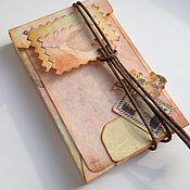 Украшения ручной работы. Ярмарка Мастеров - ручная работа Коробочки для серег. Handmade.