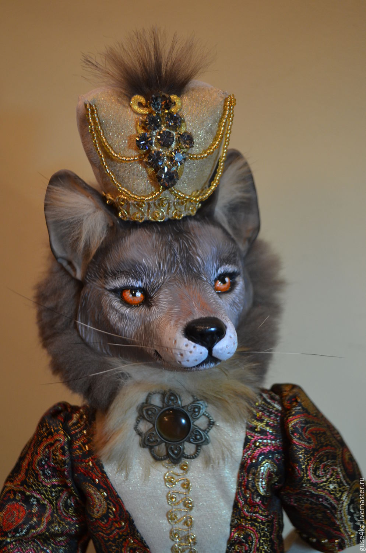 Wolf Sultan Suleiman, Dolls, Moscow,  Фото №1