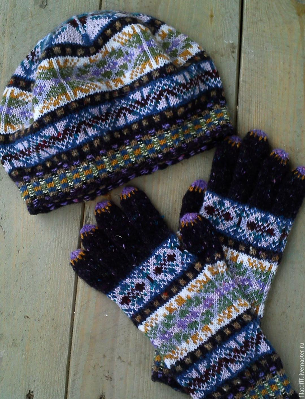 05fbe1f912772 Boinas manualidades. Livemaster - hecho a mano. Comprar tweed tejido kit de  bereta y ...