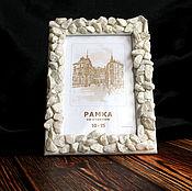 Сувениры и подарки handmade. Livemaster - original item Photo frame