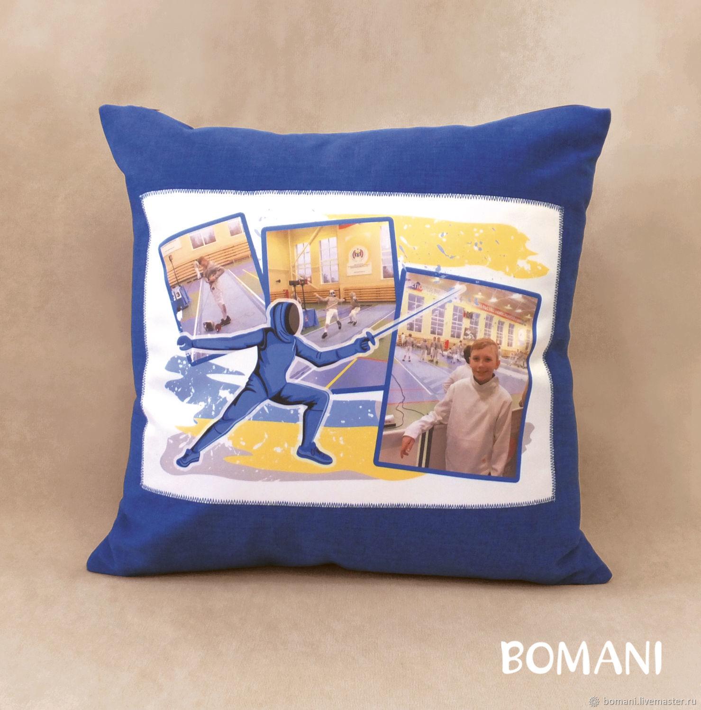 Pillow for swordsman, Pillow, Omsk,  Фото №1