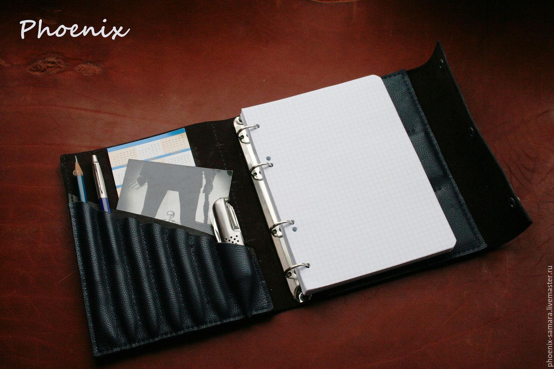 Как сделать блокнот или ежедневник своими руками