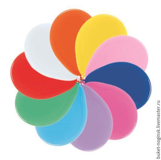 Другие виды рукоделия ручной работы. Ярмарка Мастеров - ручная работа. Купить Воздушные шарики в ассортименте. Handmade. Разноцветный