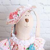 Куклы и игрушки handmade. Livemaster - original item Tilda hare Aurora. Handmade.