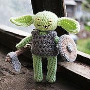 Куклы и игрушки ручной работы. Ярмарка Мастеров - ручная работа Домашний гоблин. Handmade.