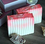 """Косметика ручной работы. Ярмарка Мастеров - ручная работа """"Коралловый Риф"""" натуральное мыло ручной работы. Handmade."""