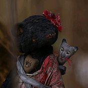 Мишки Тедди ручной работы. Ярмарка Мастеров - ручная работа Отголоски тишины  Марыся. Handmade.