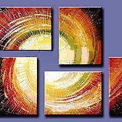 Картины и панно ручной работы. Ярмарка Мастеров - ручная работа Озарение. Handmade.