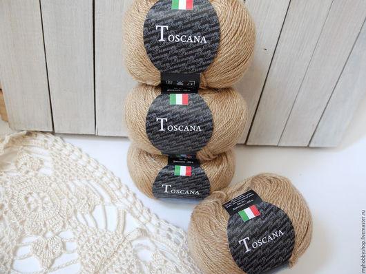 Вязание ручной работы. Ярмарка Мастеров - ручная работа. Купить пряжа СЕАМ Тоскана (Италия). Handmade. Seam, шелк, ростов
