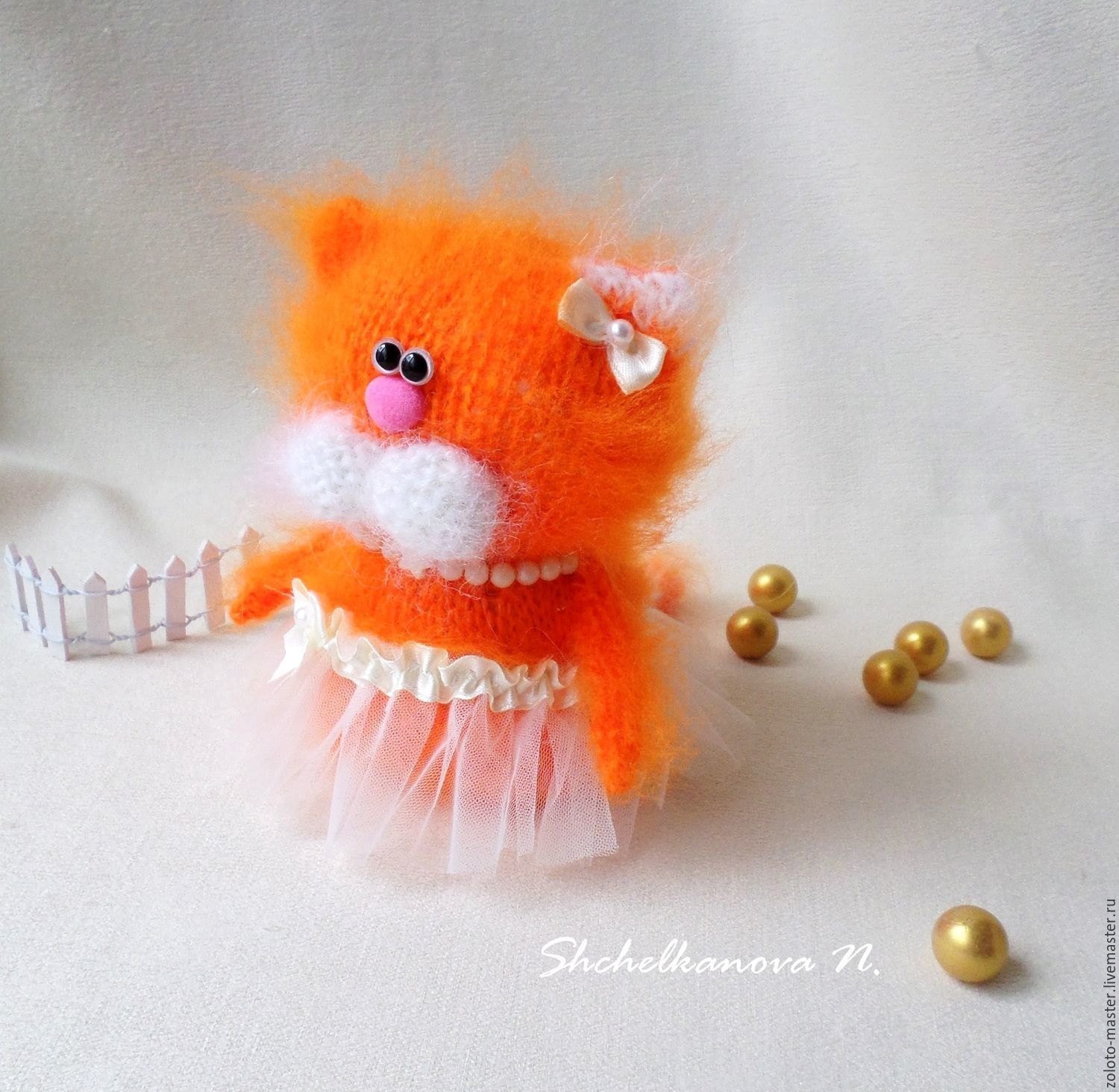 Kitty Quot Red Haired Quot Interior Toy Shop Online On