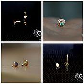 Piercing Jewelry handmade. Livemaster - original item Piercing earring. Handmade.