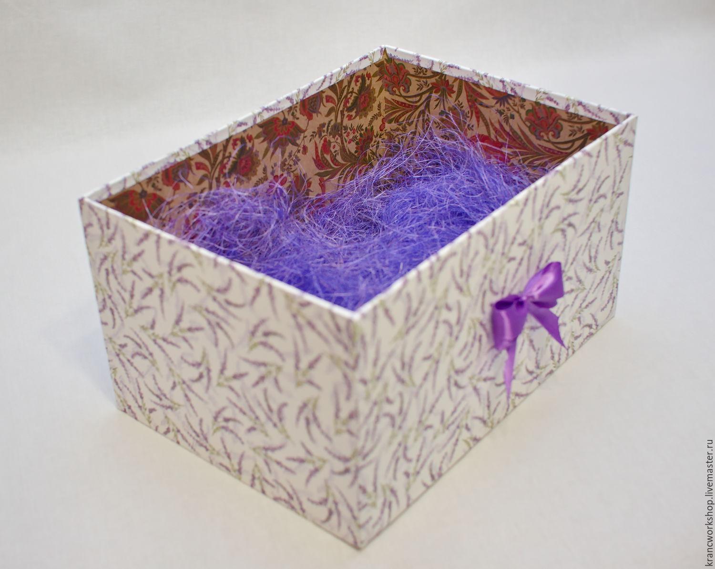 Чем можно наполнить коробку с подарком 322