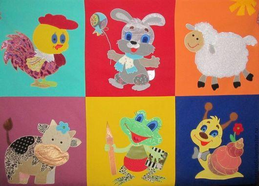 Развивающие игрушки ручной работы. Ярмарка Мастеров - ручная работа. Купить Развивающий коврик для детей.. Handmade. Развивающая игрушка, разноцветный