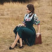 """Одежда ручной работы. Ярмарка Мастеров - ручная работа Платье """" Татьянин сон"""". Handmade."""