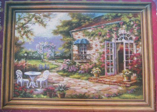 Набор для ковровой вышивки 2014, размер 40 х 59 см