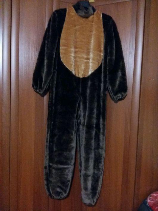 Карнавальные костюмы ручной работы. Ярмарка Мастеров - ручная работа. Купить Костюм обезьяны. Handmade. Костюм, шапка с ушками