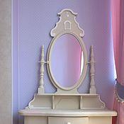 Для дома и интерьера ручной работы. Ярмарка Мастеров - ручная работа будуар ,туалетный столик. Handmade.