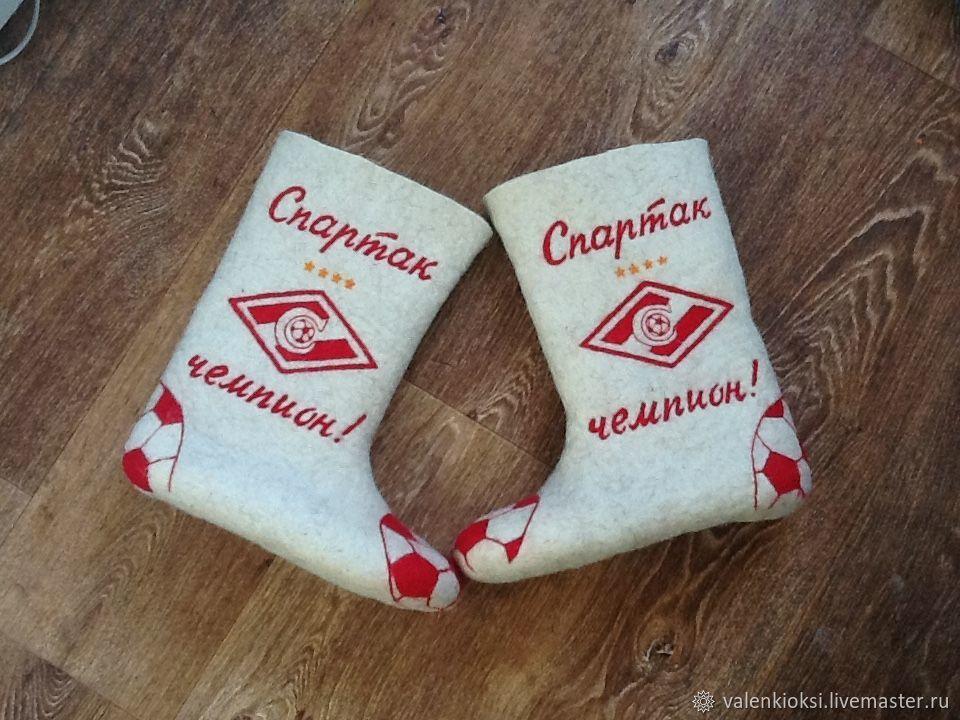 Boots fan, Felt boots, Volgodonsk,  Фото №1