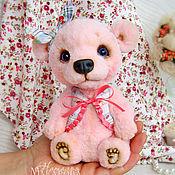 Куклы и игрушки handmade. Livemaster - original item Mishka-Teddy Bunting. Handmade.