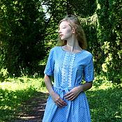 """Одежда ручной работы. Ярмарка Мастеров - ручная работа платье """"Лесная фея"""". Handmade."""