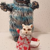 Куклы и игрушки ручной работы. Ярмарка Мастеров - ручная работа Мышка СОНЯ. Handmade.