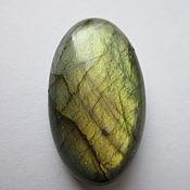 Материалы для творчества handmade. Livemaster - original item Labradorite. Cabochon №50. Handmade.