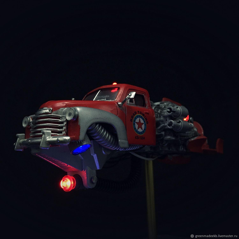 Fire Squad Hover, Model, Ekaterinburg,  Фото №1