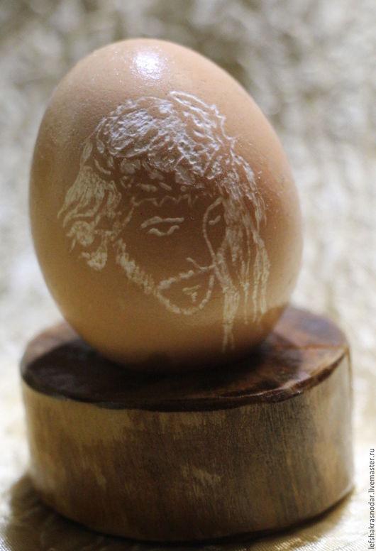"""Яйца ручной работы. Ярмарка Мастеров - ручная работа. Купить """"Пасхальные"""" Гравировка и сквозная резьба по скорлупе куринных яиц. Handmade."""