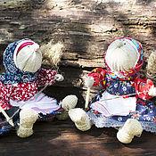 Куклы и игрушки ручной работы. Ярмарка Мастеров - ручная работа Бабка характерная. Handmade.