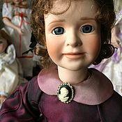 Куклы и пупсы ручной работы. Ярмарка Мастеров - ручная работа Коллекционная Кукла Mrs. MARCH от WENDY LAWTON. Handmade.