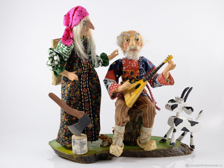 Самый оригинальный подарок НА ЗАВАЛИНКЕ авторская кукла, Куклы и пупсы, Москва,  Фото №1