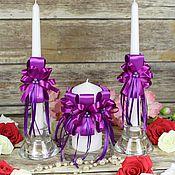 Свадебный салон handmade. Livemaster - original item Candles