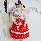 Куклы и игрушки handmade. Livemaster - original item Holiday angel. Handmade.