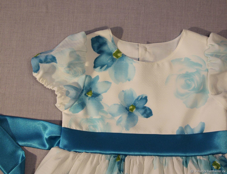 Платье детское нарядное Мила, Платья, Санкт-Петербург,  Фото №1