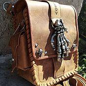 Сумки и аксессуары handmade. Livemaster - original item Hip bag, hip bag. Handmade.