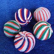 Куклы и игрушки handmade. Livemaster - original item Balls foam. Handmade.