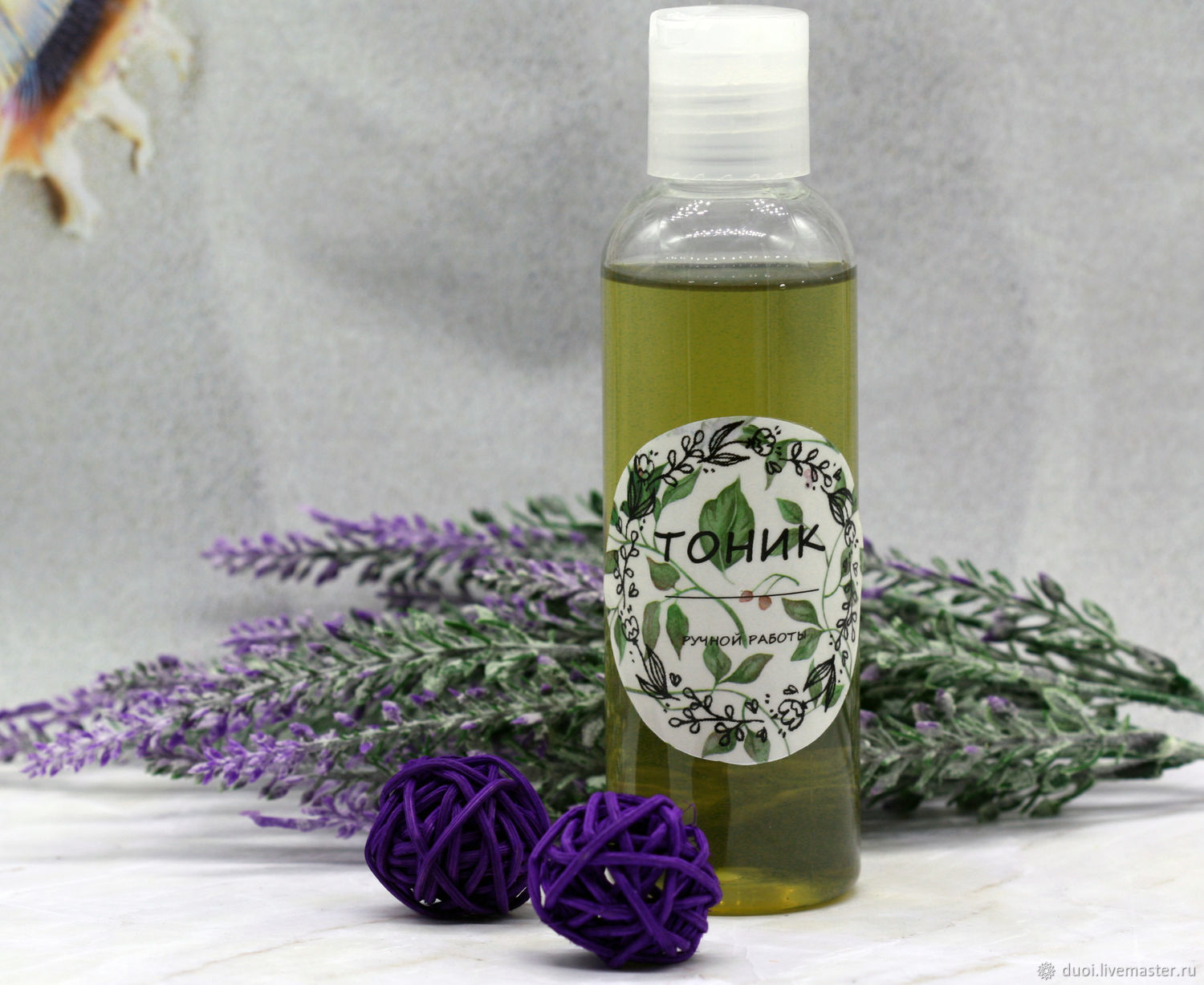 Tonic for problem, combination skin Lavender, Tonics, Moscow,  Фото №1