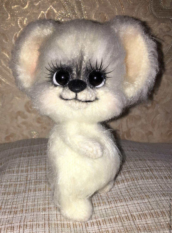 МК мышонок Леонтий, Игрушки, Муром, Фото №1