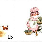 Материалы для творчества ручной работы. Ярмарка Мастеров - ручная работа Купоны на конопляной ткани.. Handmade.