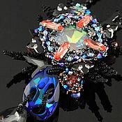 """Украшения ручной работы. Ярмарка Мастеров - ручная работа Кулон """"Horologium"""". Handmade."""