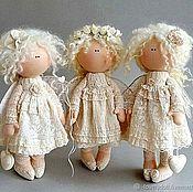 Куклы и игрушки handmade. Livemaster - original item Angel A. Handmade.