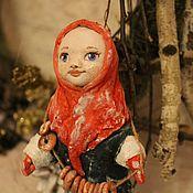 Куклы и игрушки ручной работы. Ярмарка Мастеров - ручная работа Сувенир новогодний. Handmade.