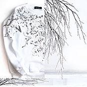 Одежда handmade. Livemaster - original item cotton sweatshirt