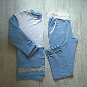Одежда ручной работы. Ярмарка Мастеров - ручная работа Идеальные костюмы на каждый день. Handmade.