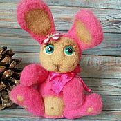 Куклы и игрушки handmade. Livemaster - original item felt toy: Klimecki. Handmade.